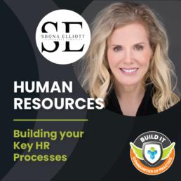 3. Human Resources - Shona Elliot